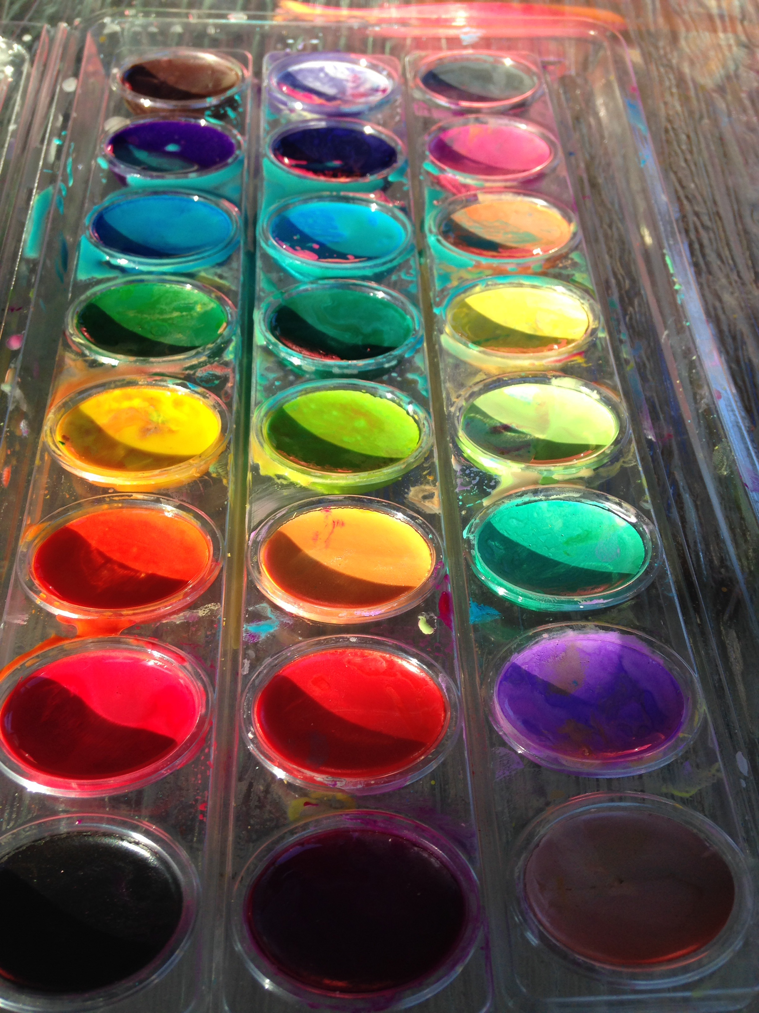 What Make Watercolor Paint Without Corn Syrup